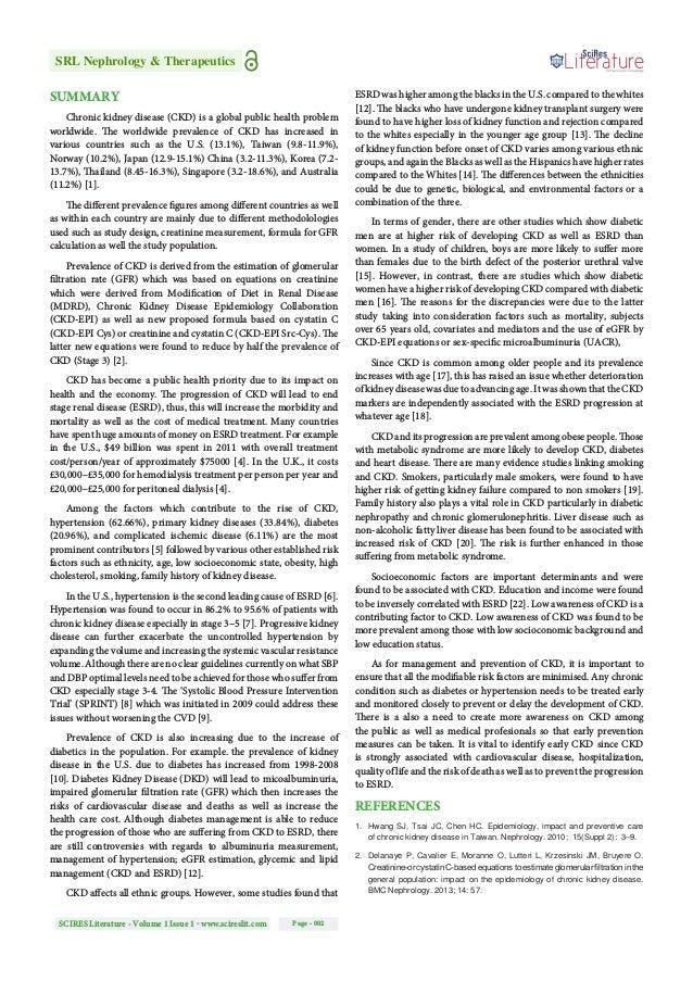 International Journal of Nephrology & Therapeutics
