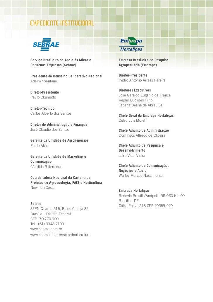 Catálogo de Hortaliças Slide 2