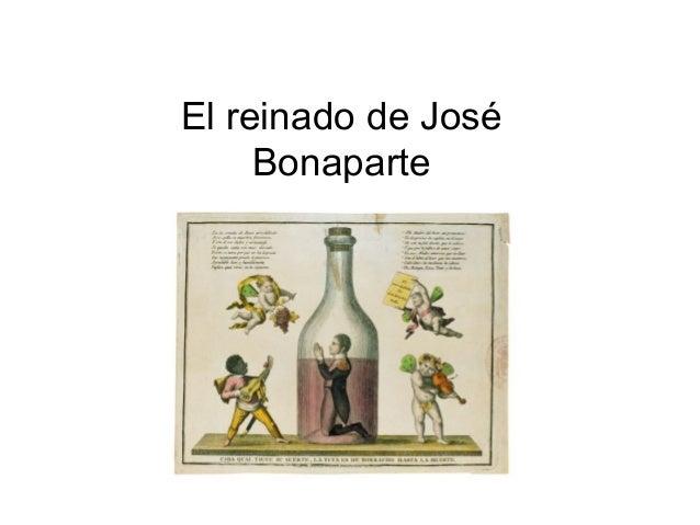 El reinado de José Bonaparte