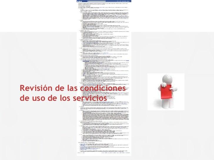 Sesión 9 #rrscyl David González de Ntabogados redessociales Slide 2