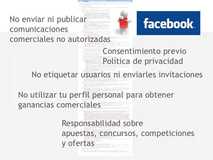 Sesión 9 #rrscyl David González de Ntabogados redessociales Slide 3