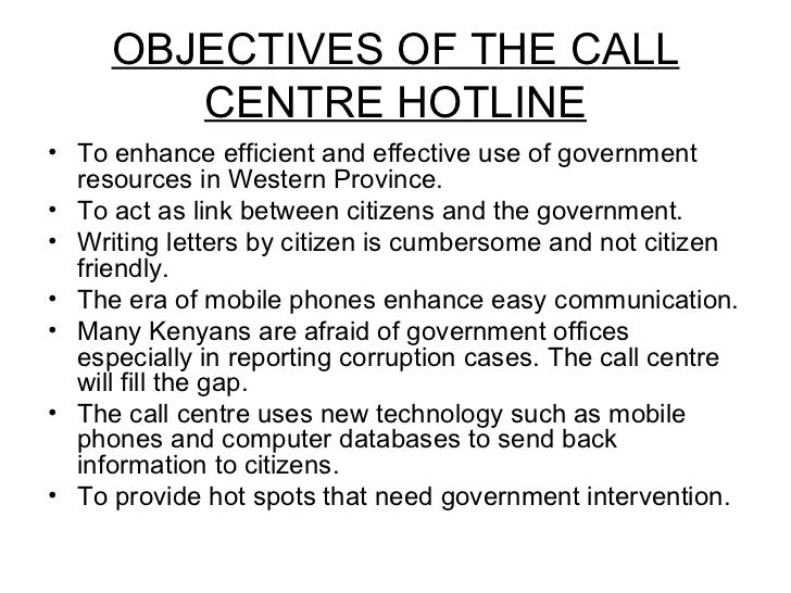 Nta call center