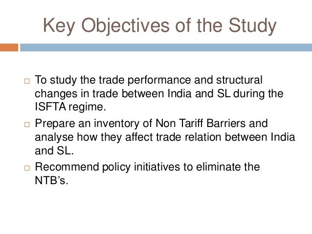 relationship between non tariff barriers and trade President donald trump: we agreed today, first of all, to work together towards zero tariffs, zero non-tariff barriers and zero subsidies on non-auto industrial goods.