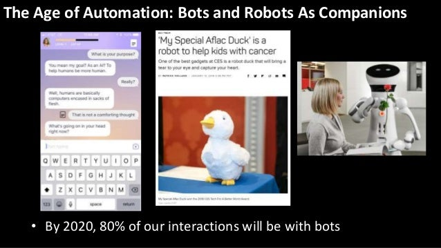 The Age of Automation Nonprofit Sector