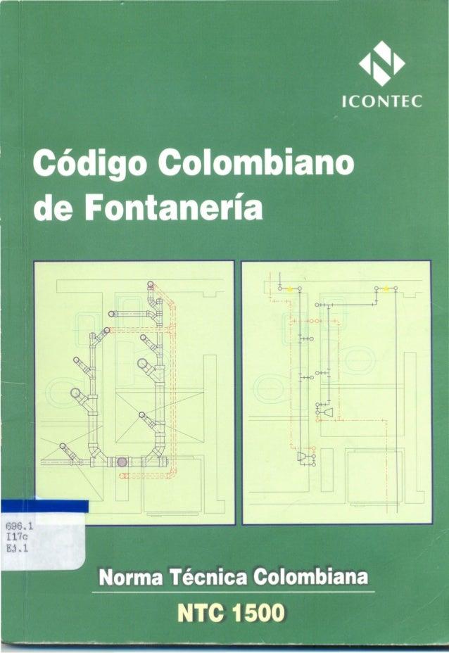 Resumen NTC .pdf - Procesos Constructivos 1 Resumen ...