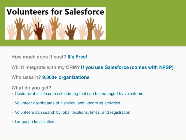 For The Love Of Volunteers How Do You Choose The Right