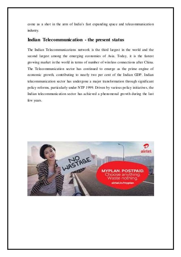 Marketing Strategies of Bharti Airtel