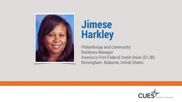 Jimese Harkley Philanthropy and Community 
