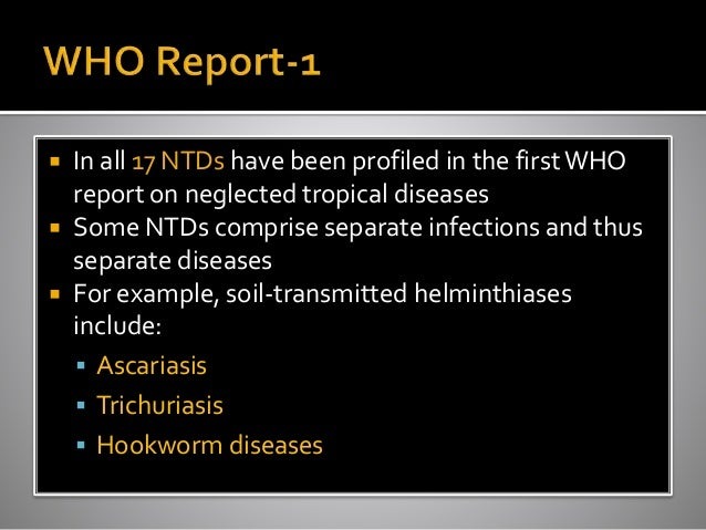 a study on neglected tropical diseases ntds and the chagas disease Neglected tropical diseases (ntds) are dengue virus, west nile virus, and chagas disease all bourne r, et al (2014) the global burden of disease study.