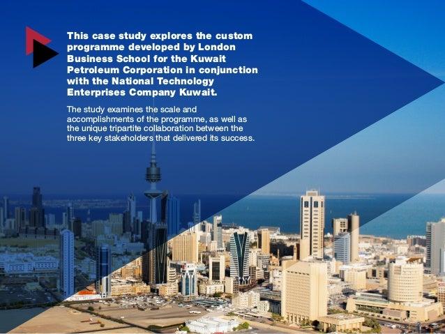 Kuwait Petroleum Corporation: Transforming leadership for
