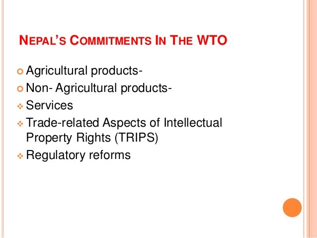 benefits of joining wto Six benefits of services liberalization 1 economic performance an efficient services infrastructure is a precondition for economic success services such as telecommunications, banking, insurance and transport supply strategically important inputs for all sectors, goods and services without the spur of competition they are.