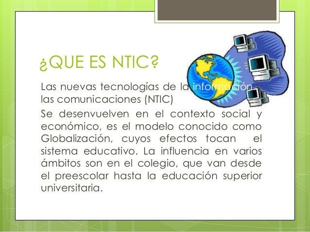 Ntic  Slide 2