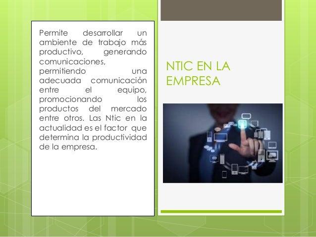 Ntic  Slide 3