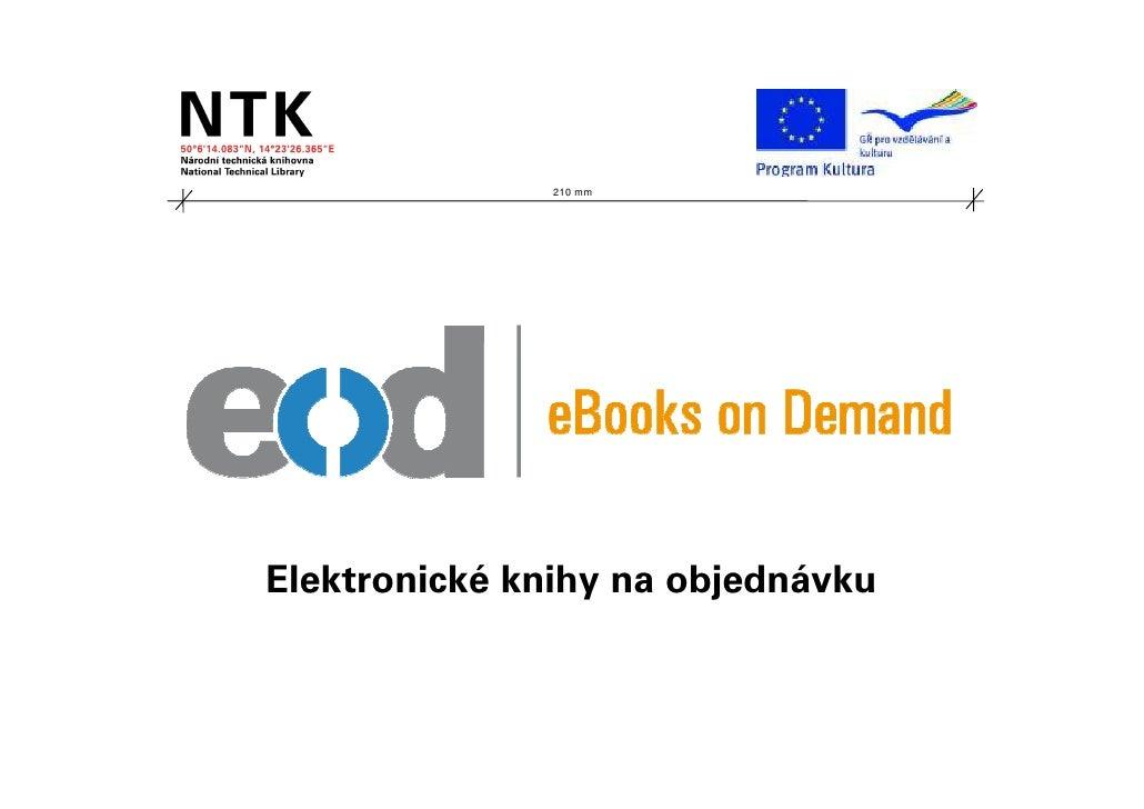 210 mm     Elektronické knihy na objednávku
