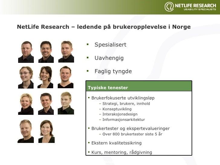 NTNU - Internett for alle Slide 2