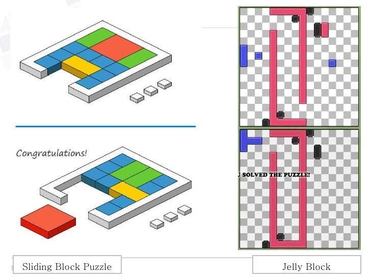 Sliding Block Puzzle Jelly Block