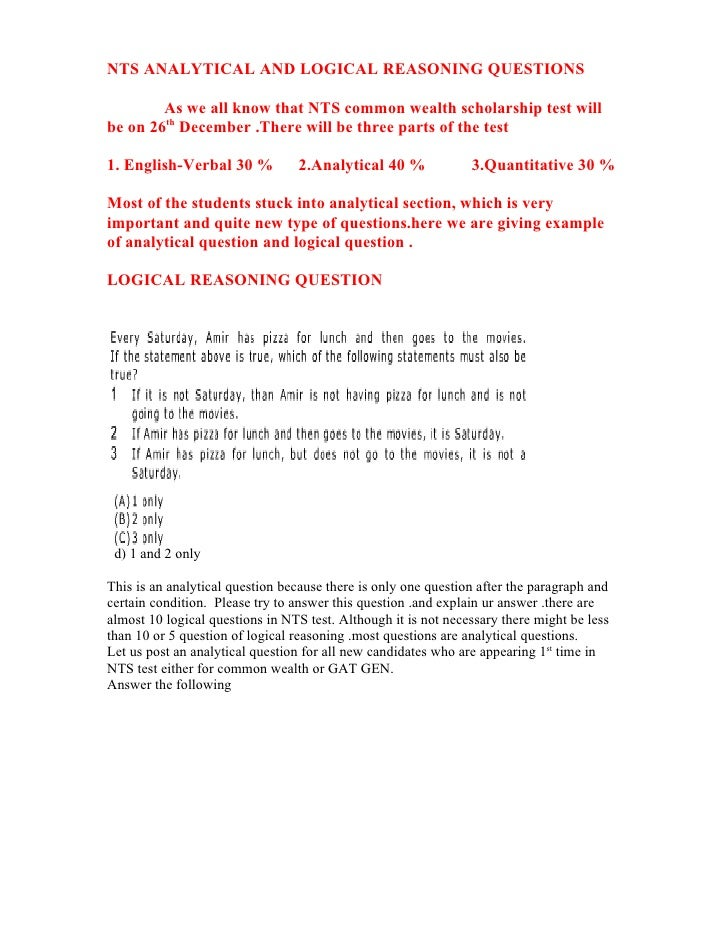 Reasoning analytical arithmetic thinking pdf and