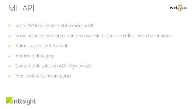Predictive Analytics con Microsoft Azure Machine Learning