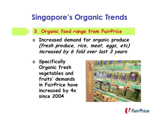 NTUC Organic Assurance Programme