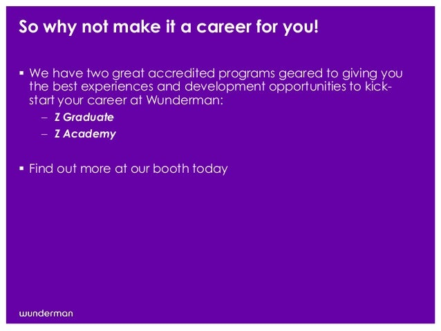 So why not make it a career for you! We have two great accredited programs geared to giving you  the best experiences and...