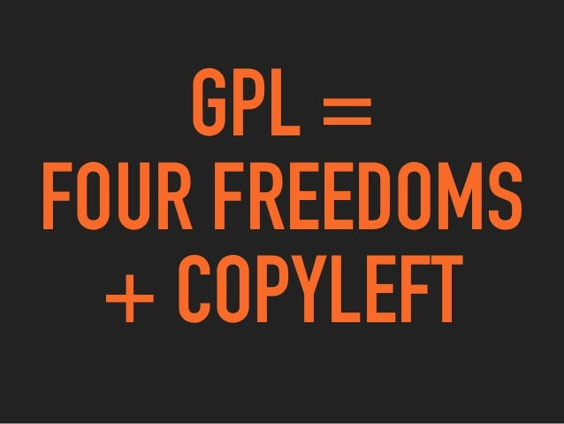 USING THE GNU GPL WILL REQUIRE THAT ALL THE RELEASED IMPROVED VERSIONS BE FREE SOFTWARE. THIS MEANS YOU CAN AVOID THE RISK...