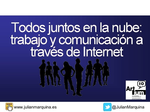 www.julianmarquina.es   @JulianMarquina