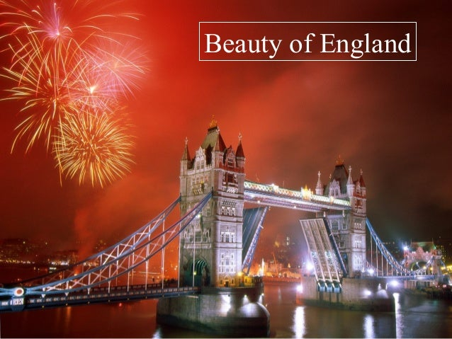 Beauty of England