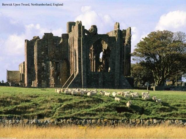 Berwick Upon Tweed, Northumberland, England