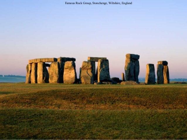 Famous Rock Group, Stonehenge, Wiltshire, England