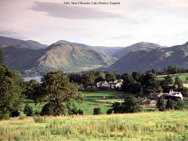 Fells, Near Ullswater, Lake District, England