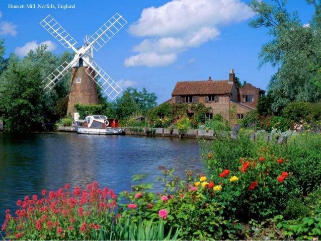 Hunsett Mill, Norfolk, England
