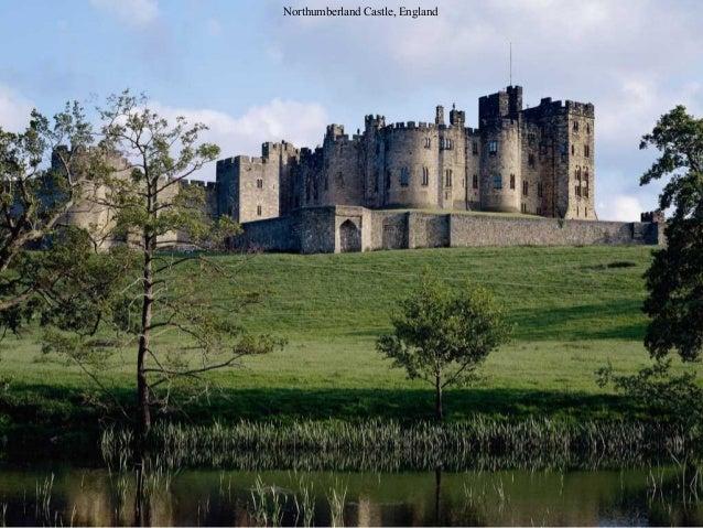 Northumberland Castle, England