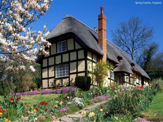 Spring Garden, England