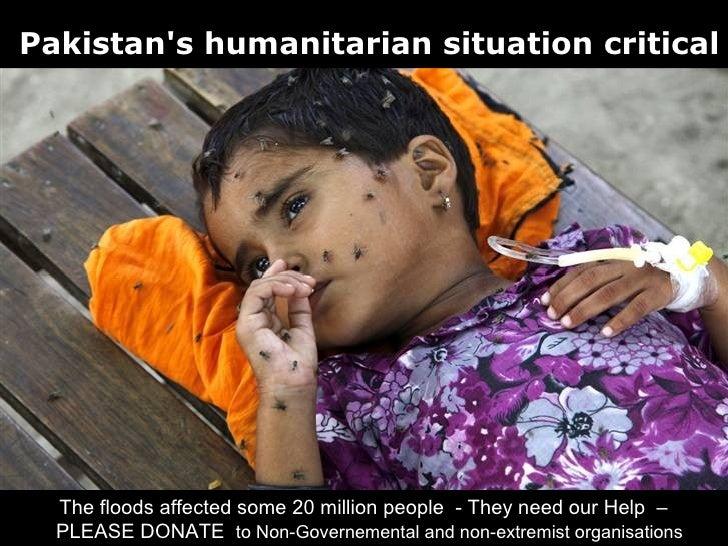 Flood in Pakistan- DONATE IN URGENCY (PDF)