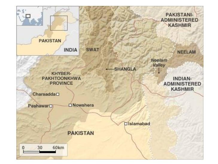 Flood in Pakistan 2010 - part 1  Slide 2