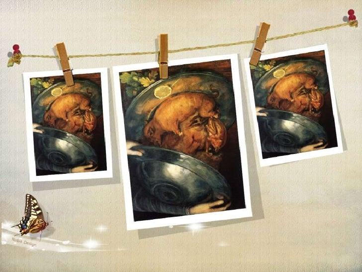 Amazing Art of Giuseppe ARCIMBOLDO