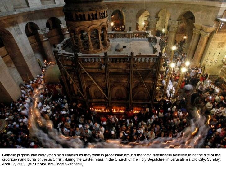 Catholic holy week traditions