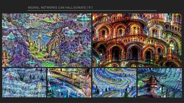 NEURAL NETWORKS CAN HALLUCINATE {*X*}