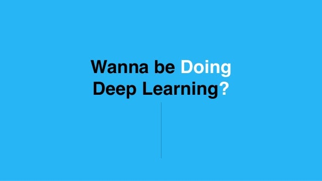 python has a wide range of deep learning-related libraries available Deep Learning with Python Low level High level deeple...