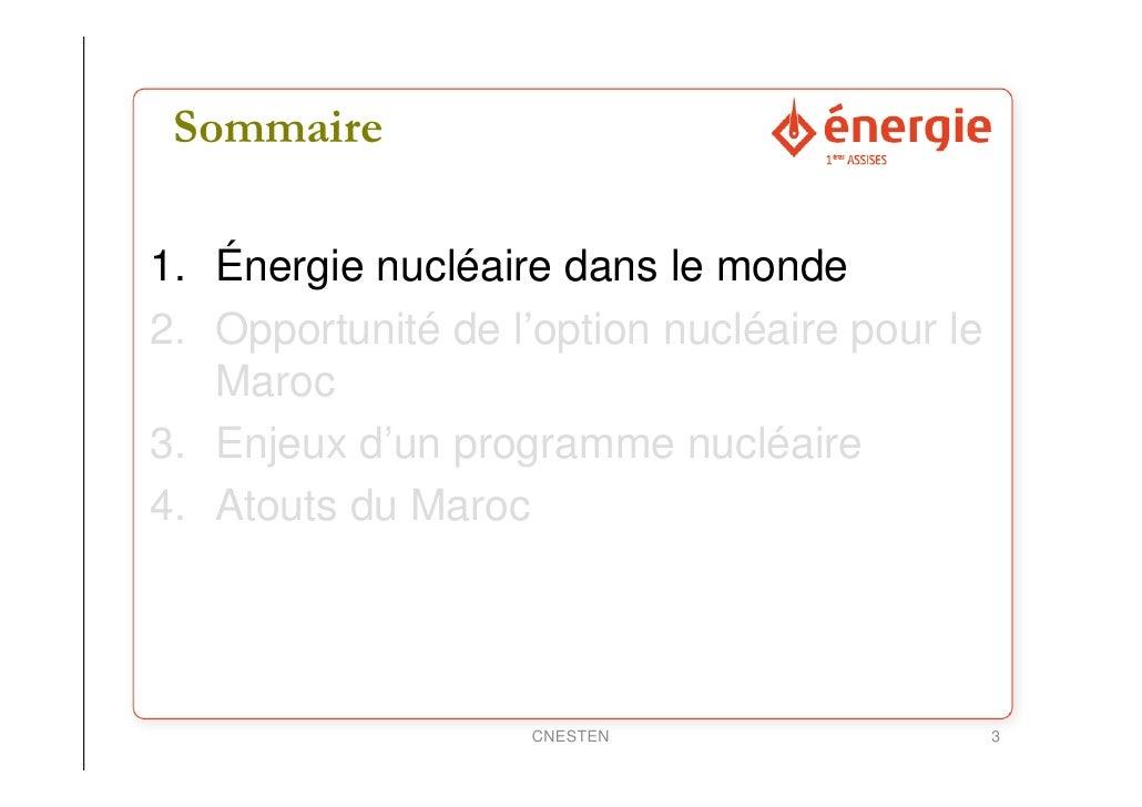 Nucléaire Slide 3