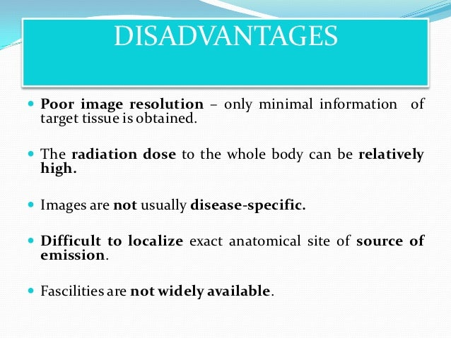 advantage of computer radiation As computers have become mainstream appliances, they have found  x-rays  and ct scans use radiation to produce images of a patient's.