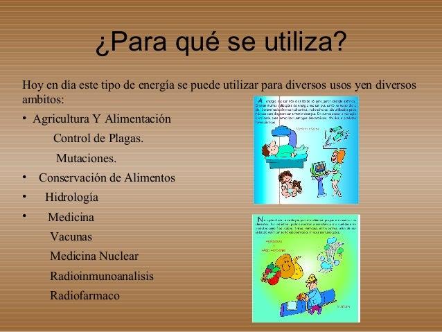 Energia nuclear for Que se puede cocinar hoy