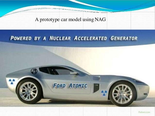 A prototype car model usingNAG Pediain.com; 13. & Nuclear battery-ppt markmcfarlin.com