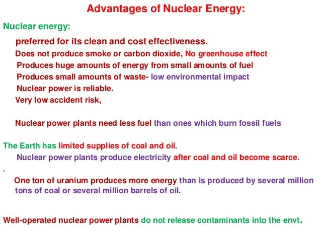 the nuclear energy and its impact on the environment and economic growth The political economy of nuclear energy in the us energy policies and environmental protection efforts at all levels the growth rate of consumption year.