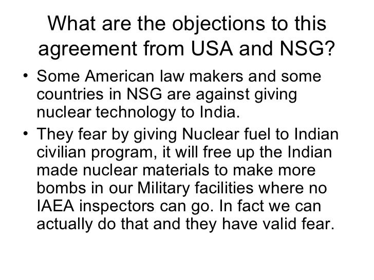 us india nuclear deal essay Can europe and members of congress address trump's concerns with the iran nuclear deal while  review essays  they fear that if the united states walks away .