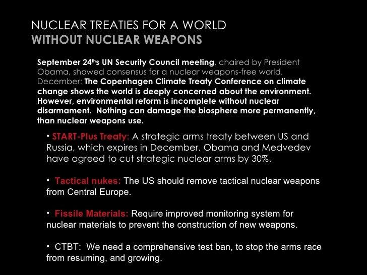 Nuclear Disarmament The Basics