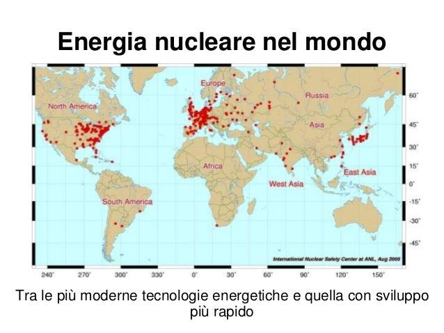 Cartina Centrali Nucleari Nel Mondo.Nucleare 5