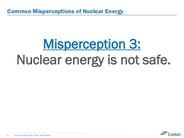 Is nuclear power safe?