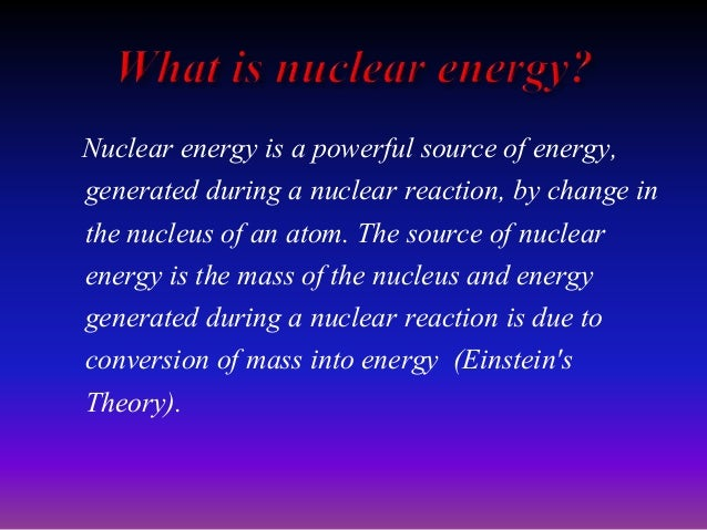 nuclear power merits and demerits