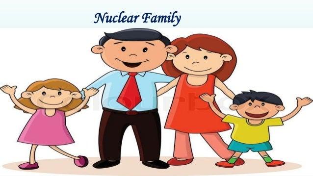 Nuclear Family Clipart Nuclear Family